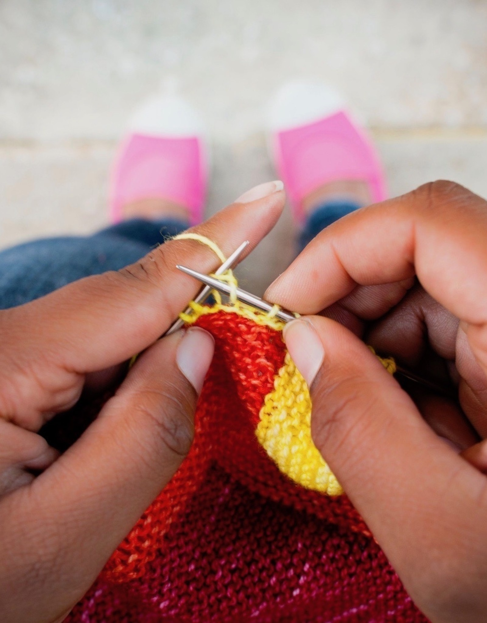 fibre space Introduction to Knitting