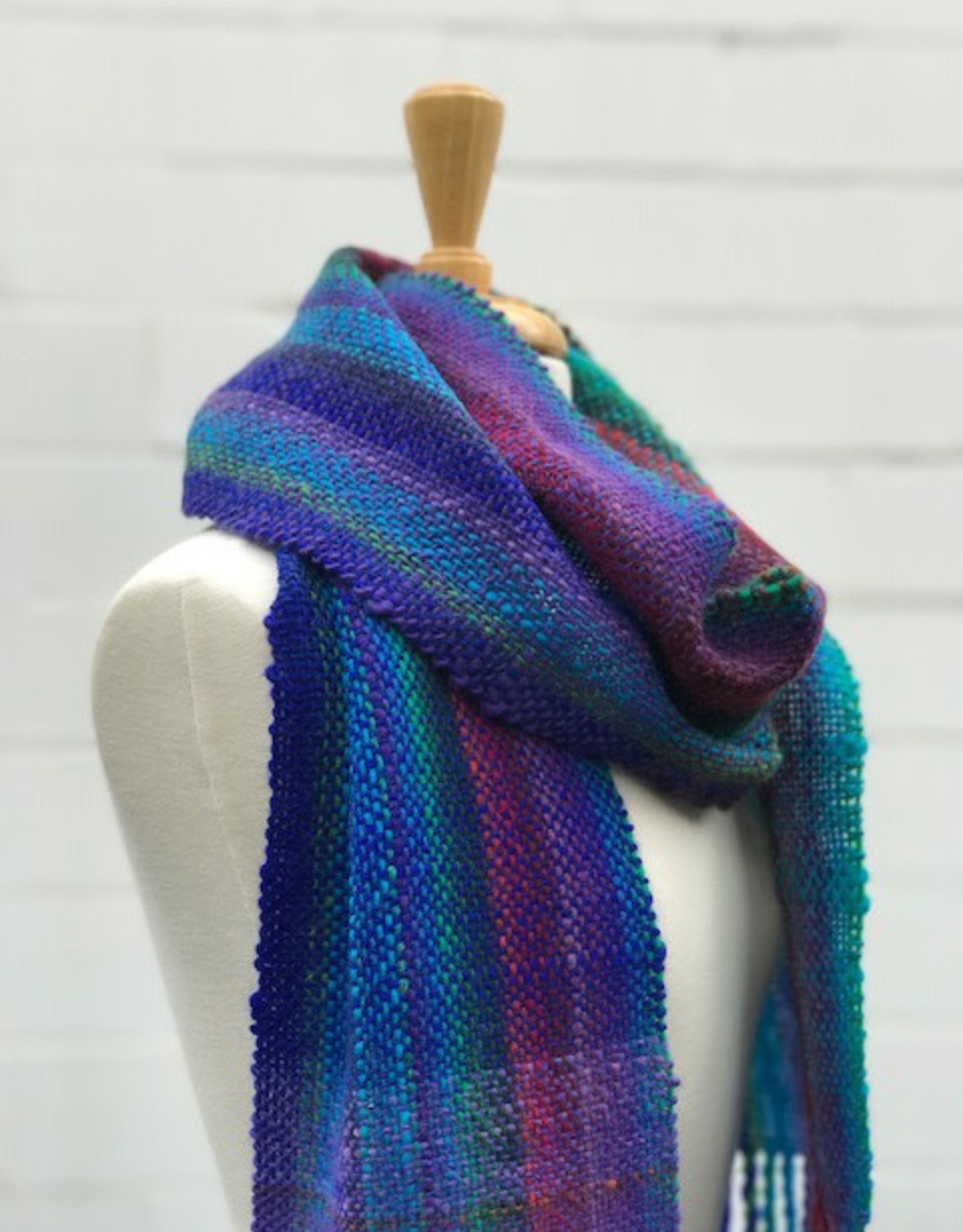 Introduction to Rigid Heddle Weaving