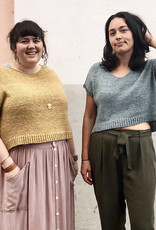 Intro to Sweater Making: WE Oct 6, 13 & 20, 7-9 pm