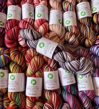 Biscotte Bis-Sock Yarn