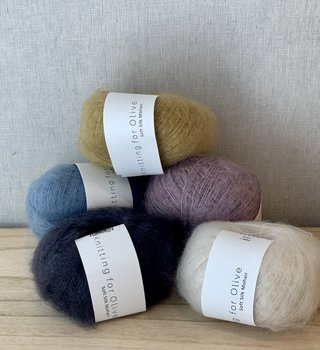 Knitting For Olive Knitting For Olive Soft Silk Mohair