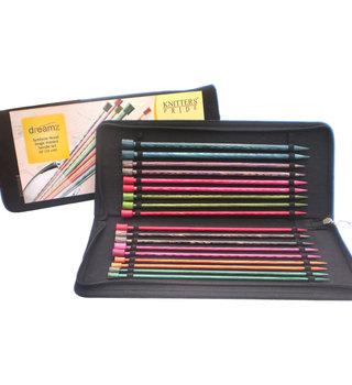 """Knitter's Pride Knitter's Pride Dreamz 10"""" Straight Set"""