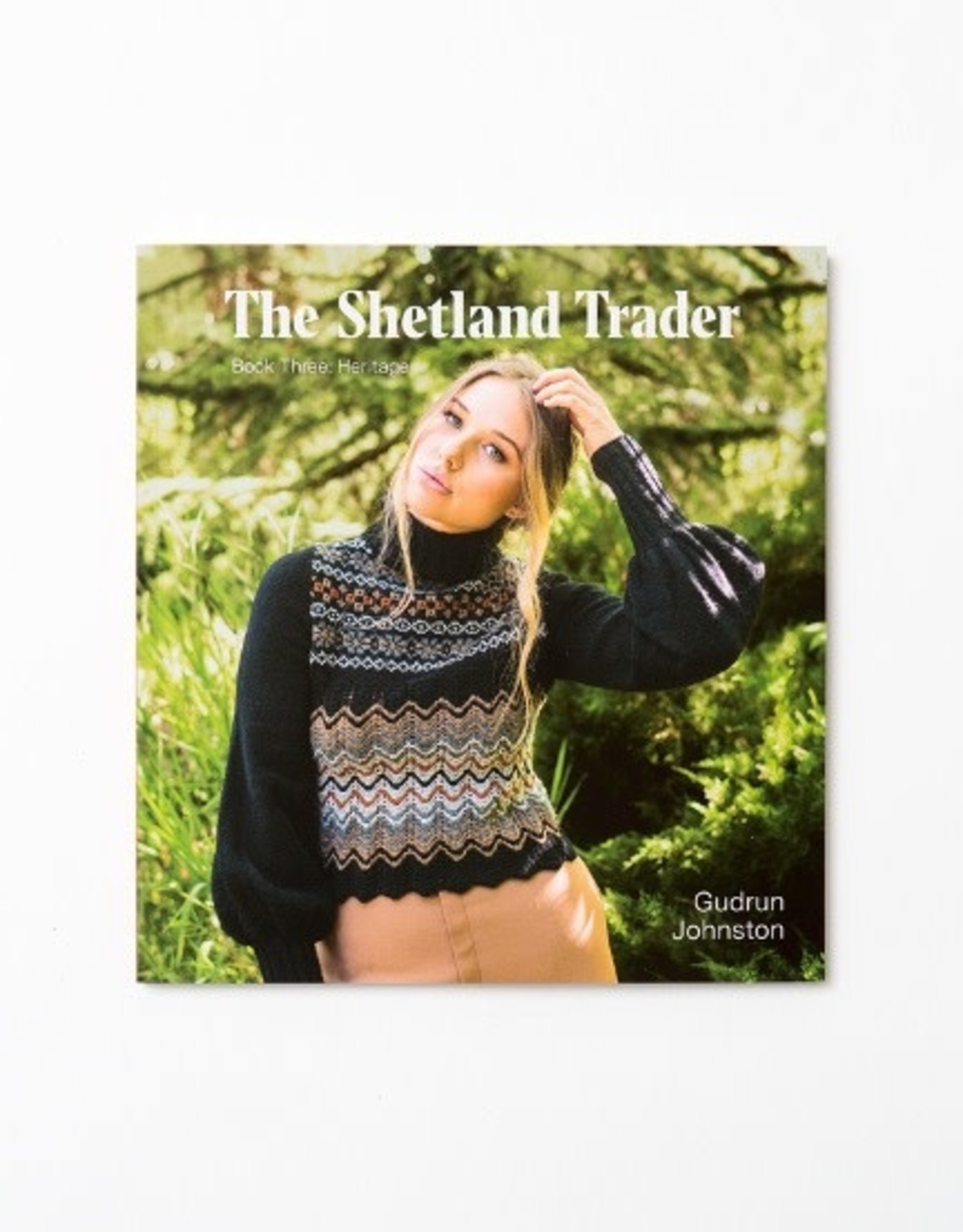 Pompom The Shetland Trader Book 3