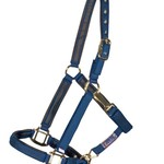 D-Tech Deluxe Padded Halter - Navy