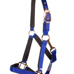 D-Tech Deluxe Padded Halter - Royal Blue