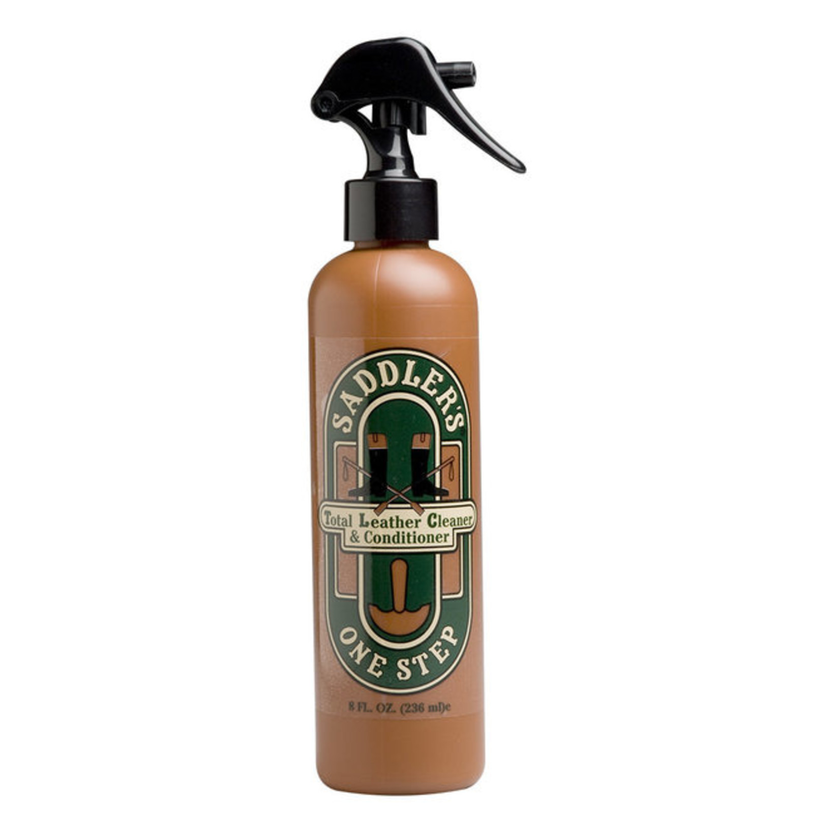 Saddlers One Step Tack Cleaner/Cond 8 fl oz