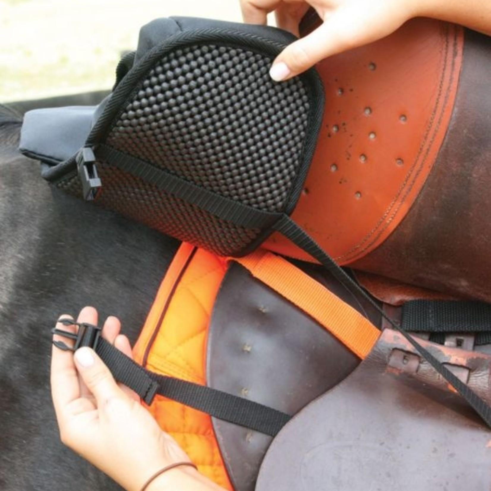 Dura-Tech D-Tech Pommel Bag - Blk