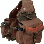 Saddle Bag - Deluxe Insulated