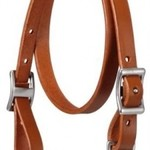 "Tie-Down - 3/4"" Harness Leather"