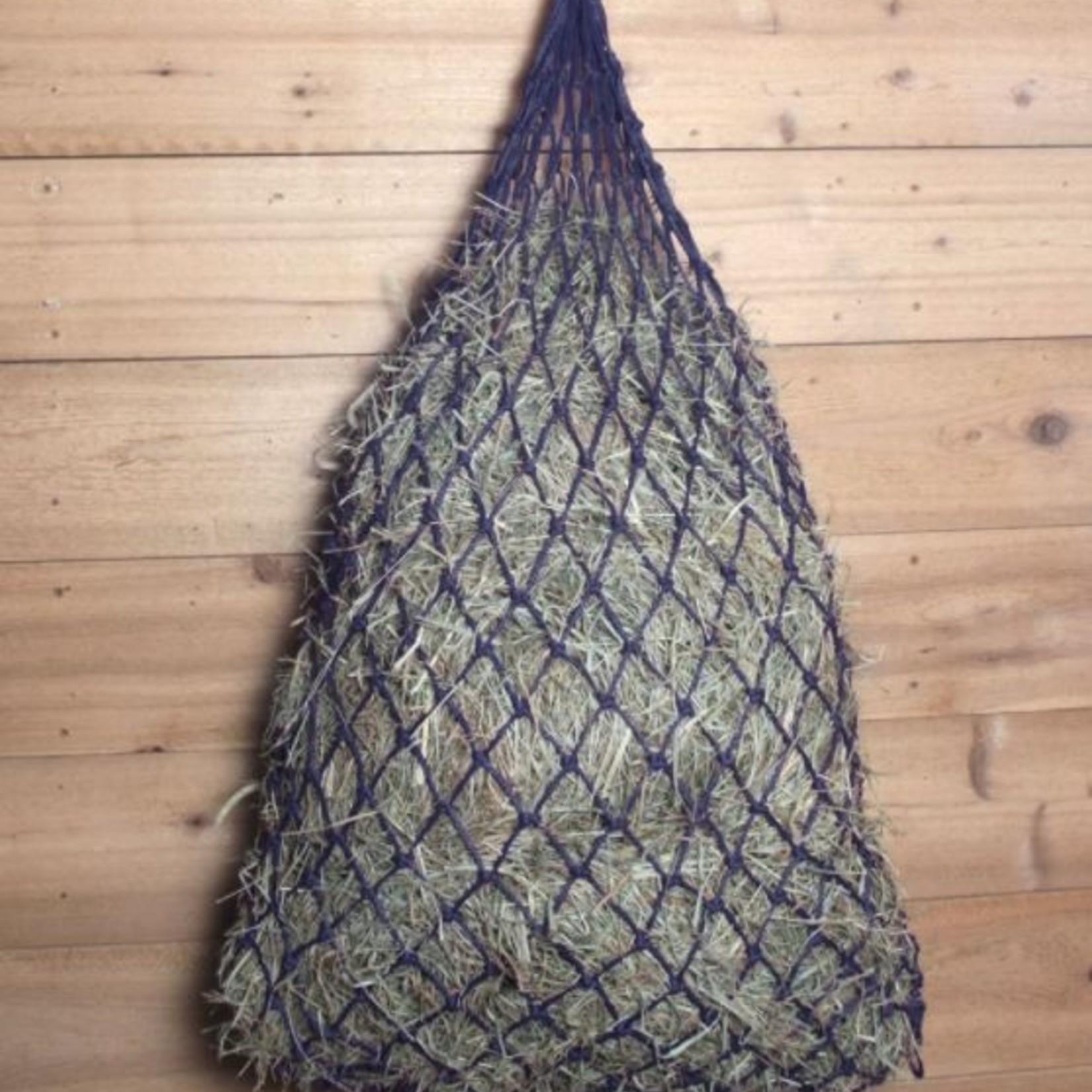 """Dura-Tech D-Tech 2"""" Slow Feed Nylon Hay Net - Navy"""