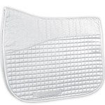 Dura-Tech D-Tech Dressage Pad w/ Anti-Slip Top - White