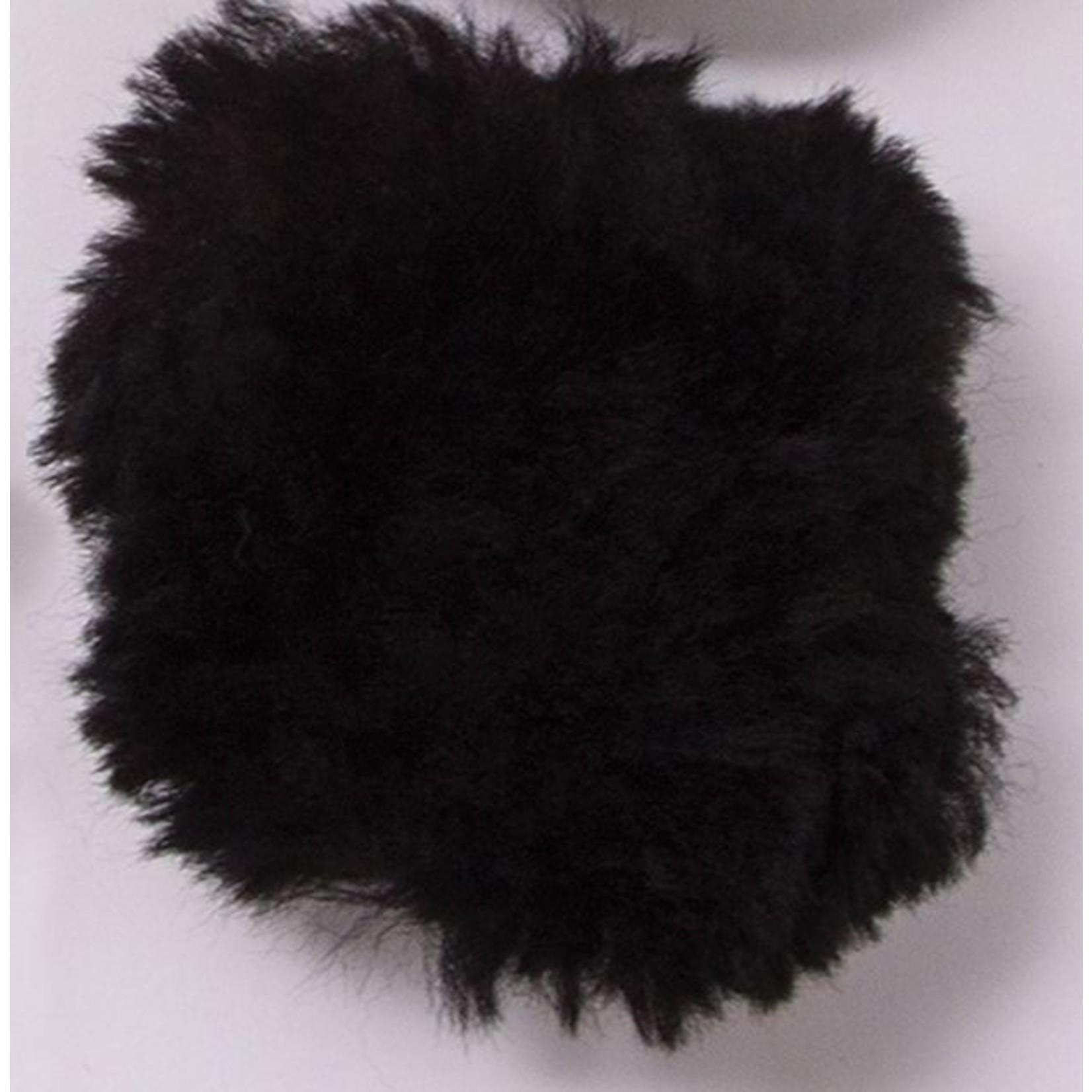 Dura-Tech Fleece Ear Plugs - Black