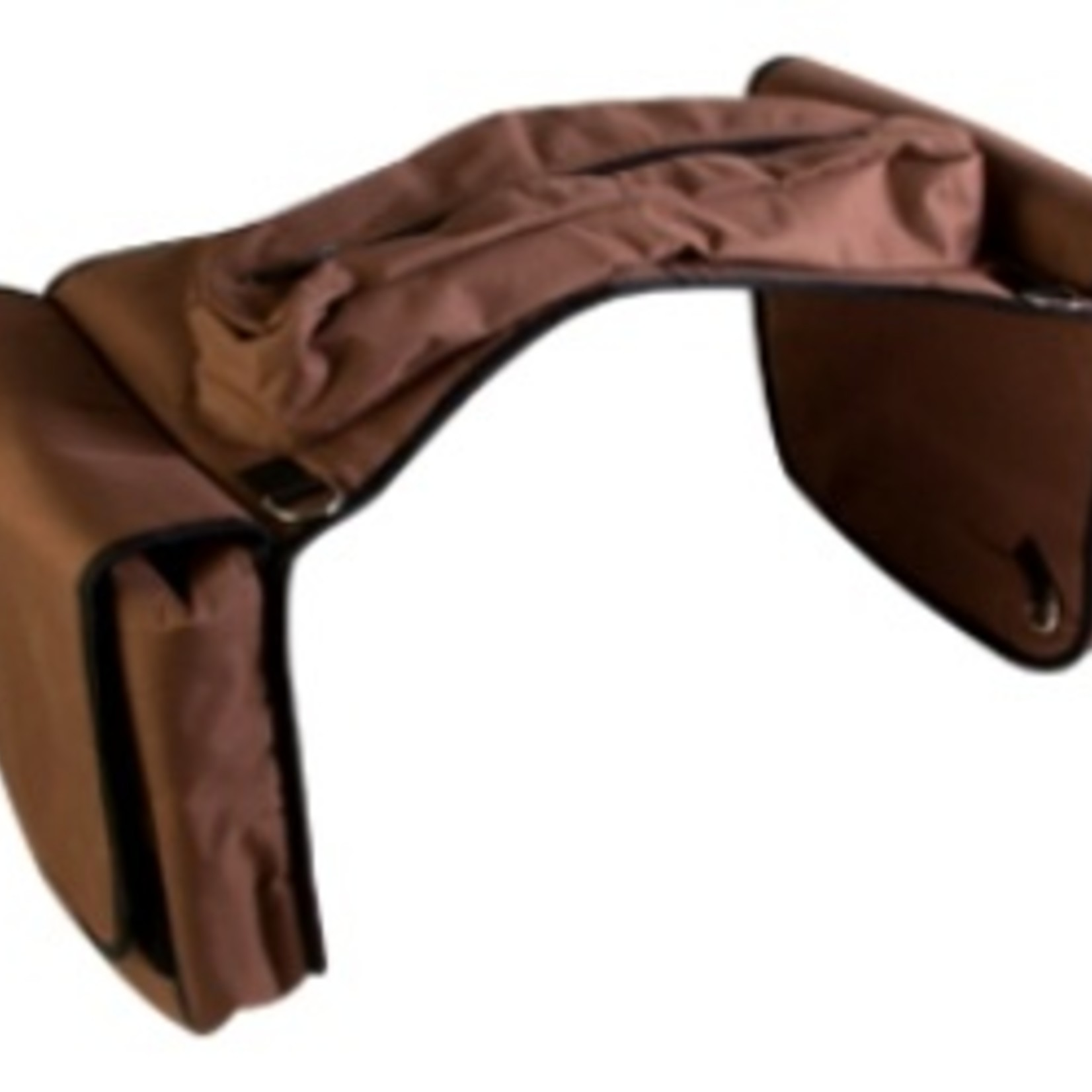 Saddle Bag - Insulated w/cantle bag 11x13x3.5