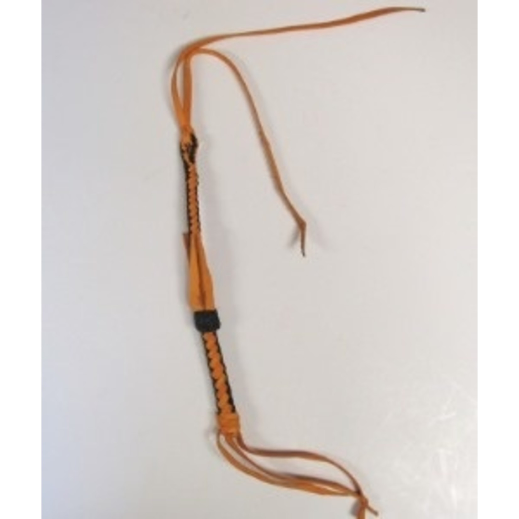 Quirt - Braided Leather