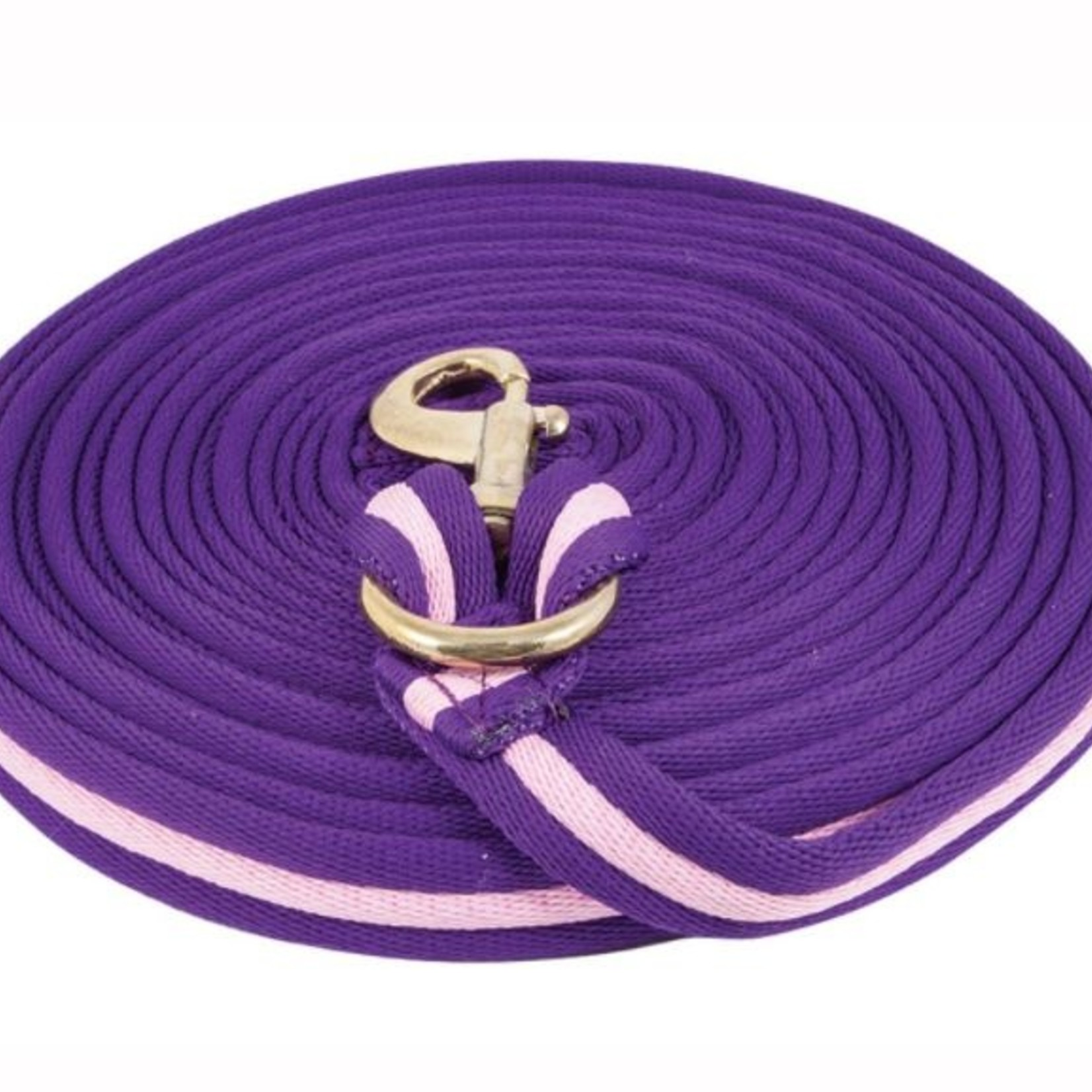 Cushion Lunge Line - Purple/Pink