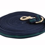 Cushion Lunge Line - Navy/Green