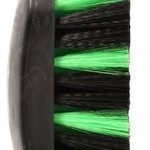 Grip Fit Majestic Brush - Lime Green/Black