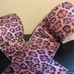 Polos - Pink Sequin Cheetah