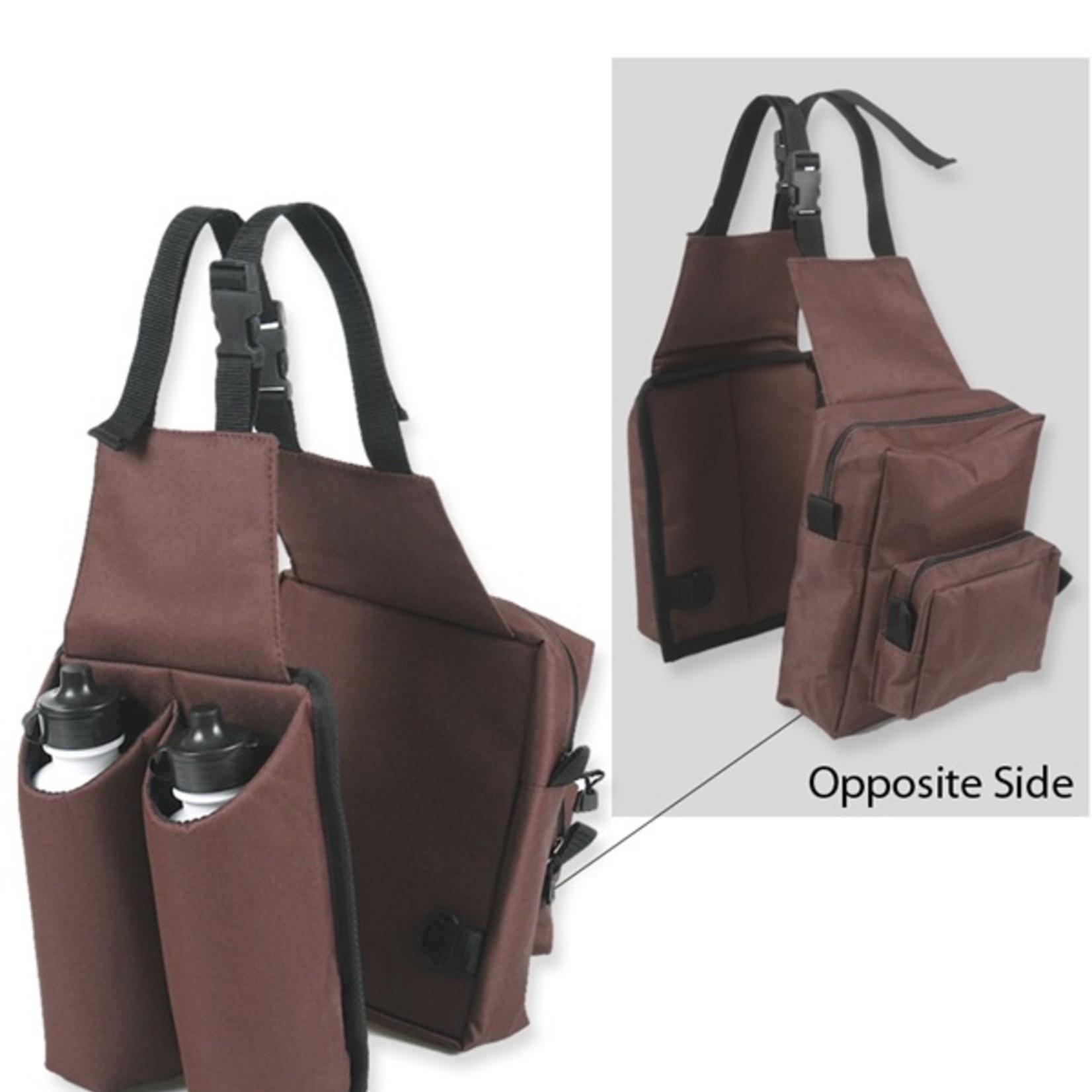 Saddle Bag w/ Water Bottles