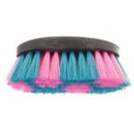 Body Brush - Teal/Pink