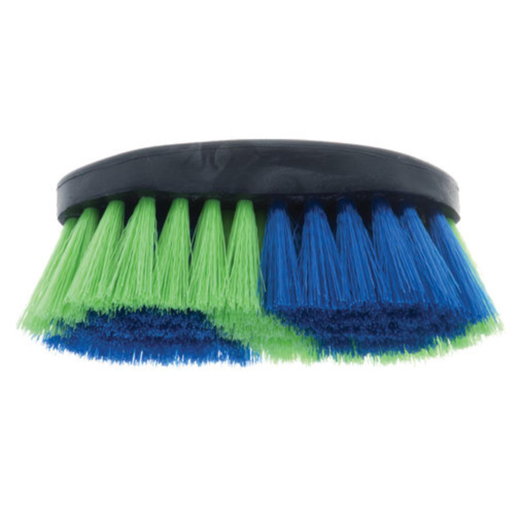 Body Brush - Blue/Lime
