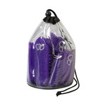 Weaver Grooming Kit - Purple