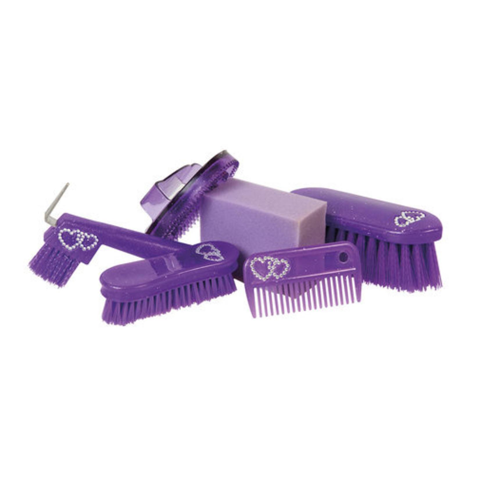 Weaver Grooming Kit - Purple