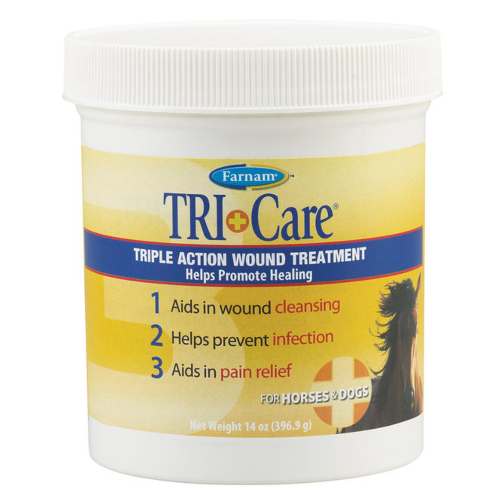 Tricare  Wound Treatment 14oz Jar