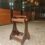 Large Saddle Stand