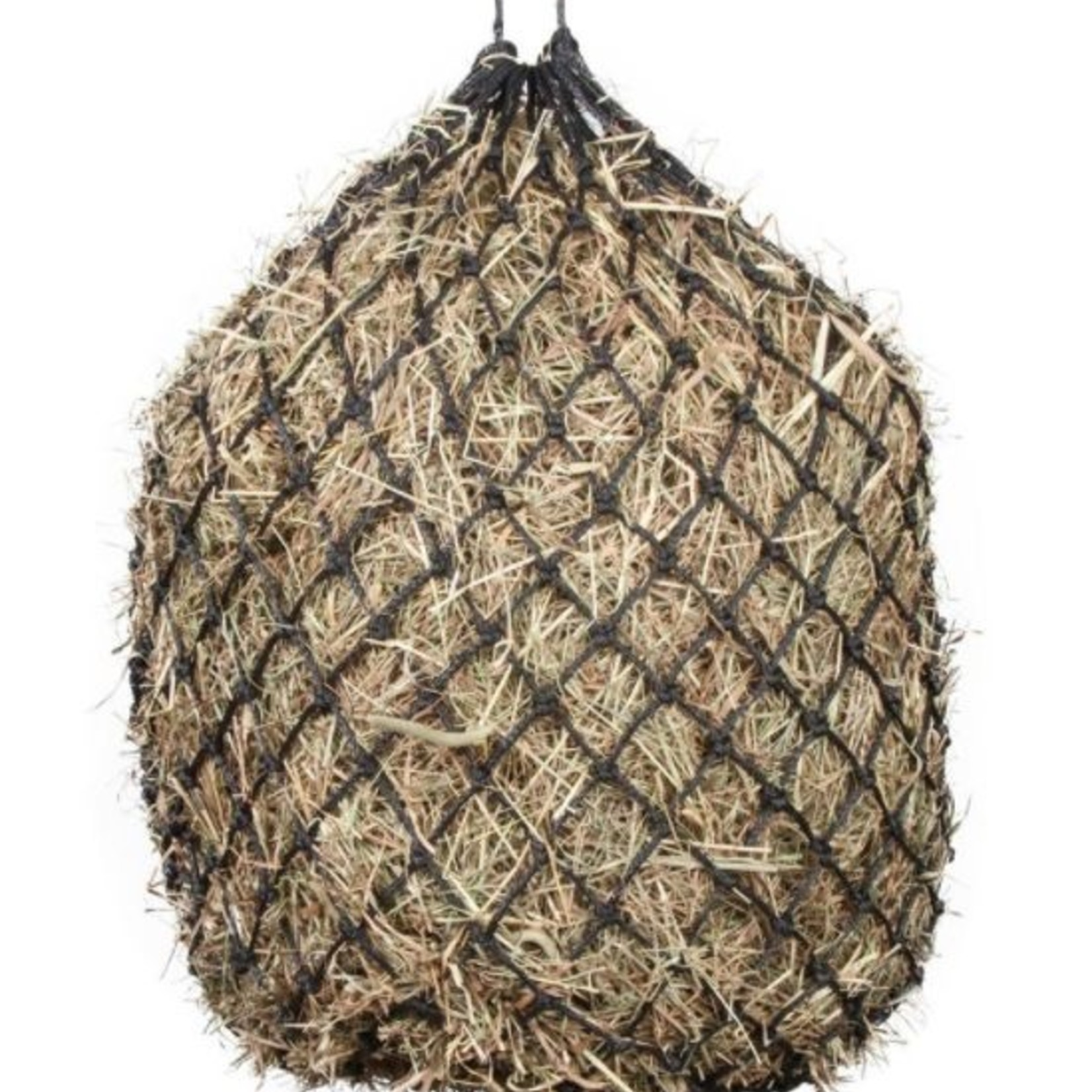 "Dura-Tech D-Tech 2"" Slow Feed Nylon Hay Net - Black"