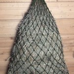 "Dura-Tech D-Tech 2"" Slow Feed Nylon Hay Net - Hunter"
