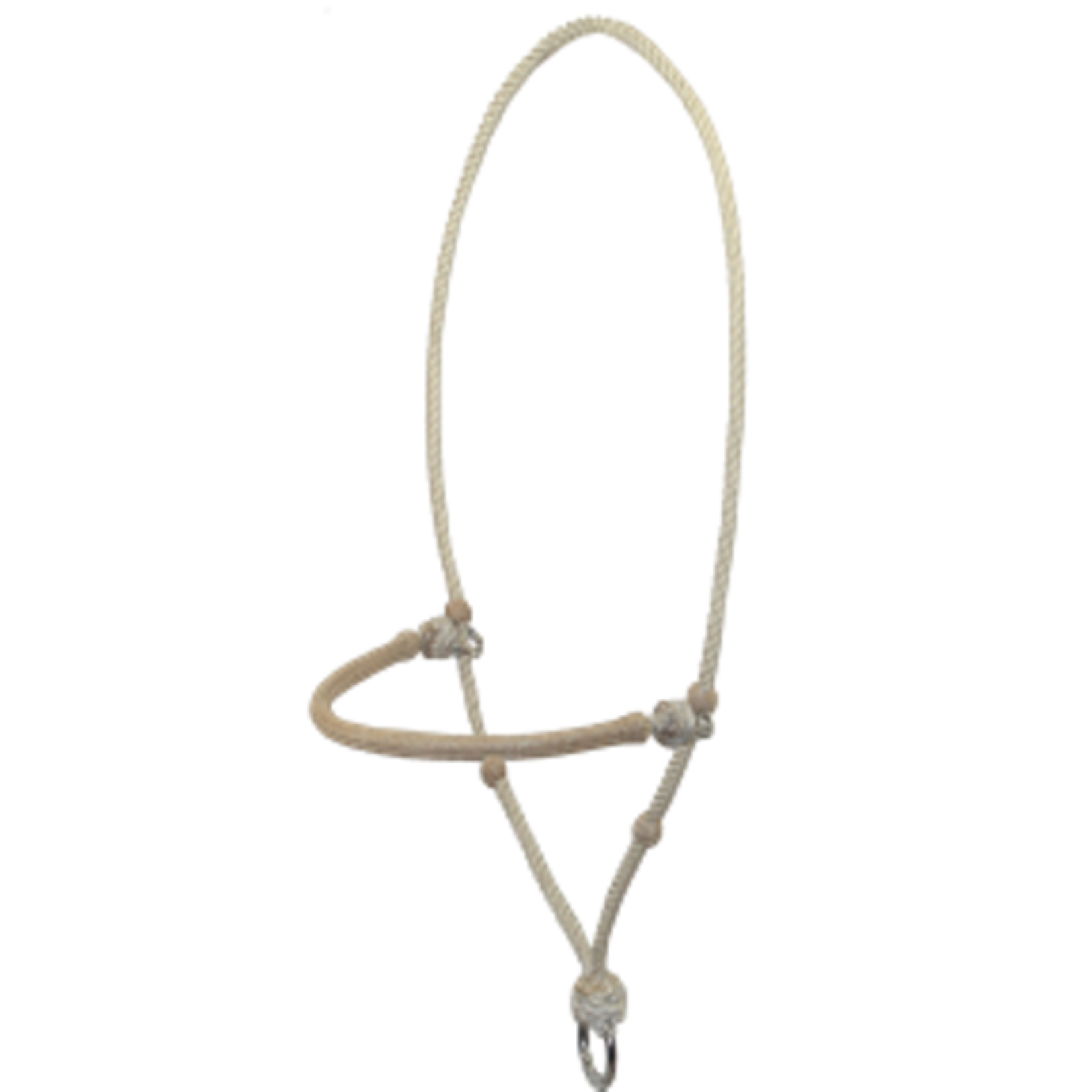 Rope Head Setter Rawhide Nose