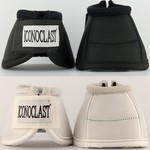 Iconoclast Bell Boots White - Medium
