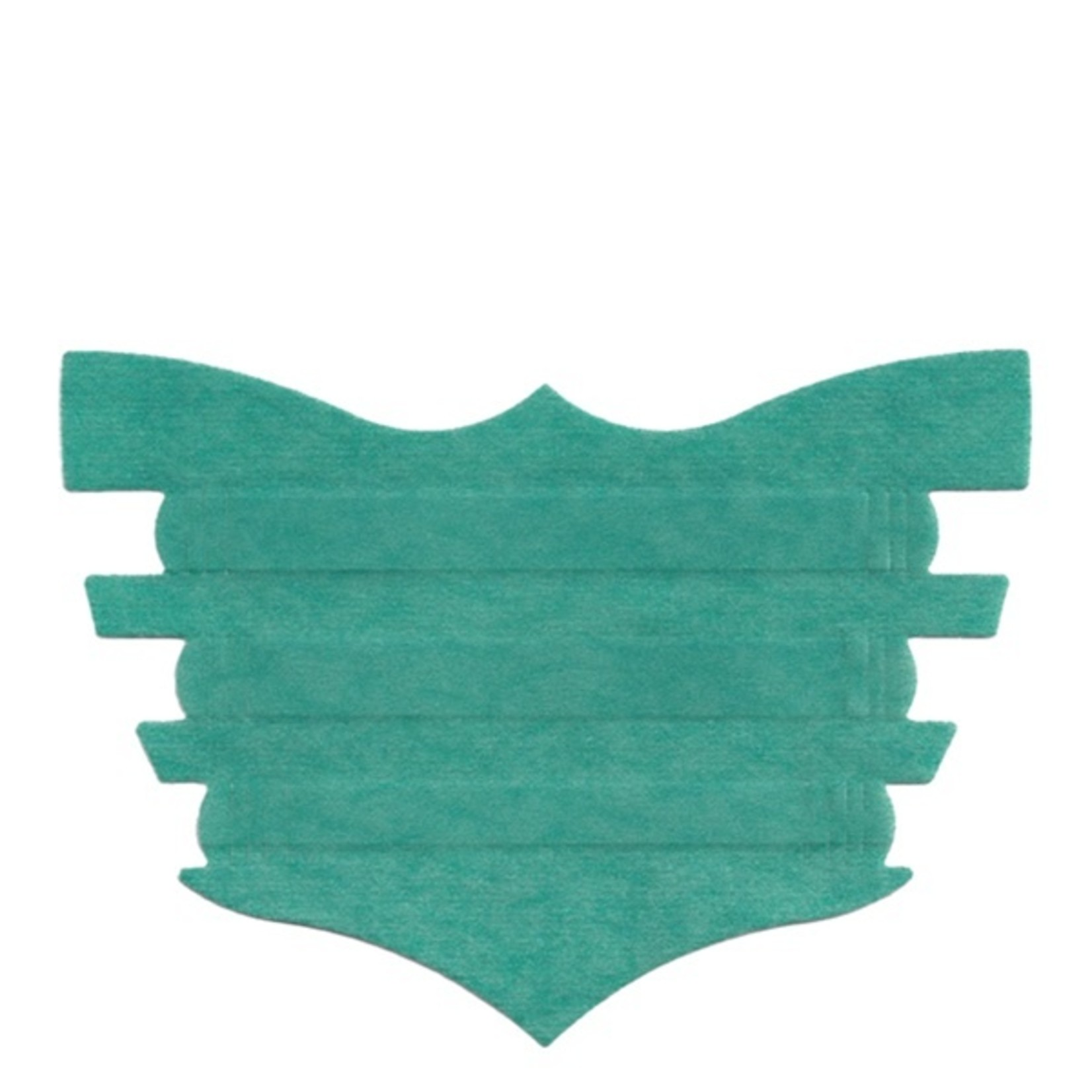 Flair Strip - Turquoise