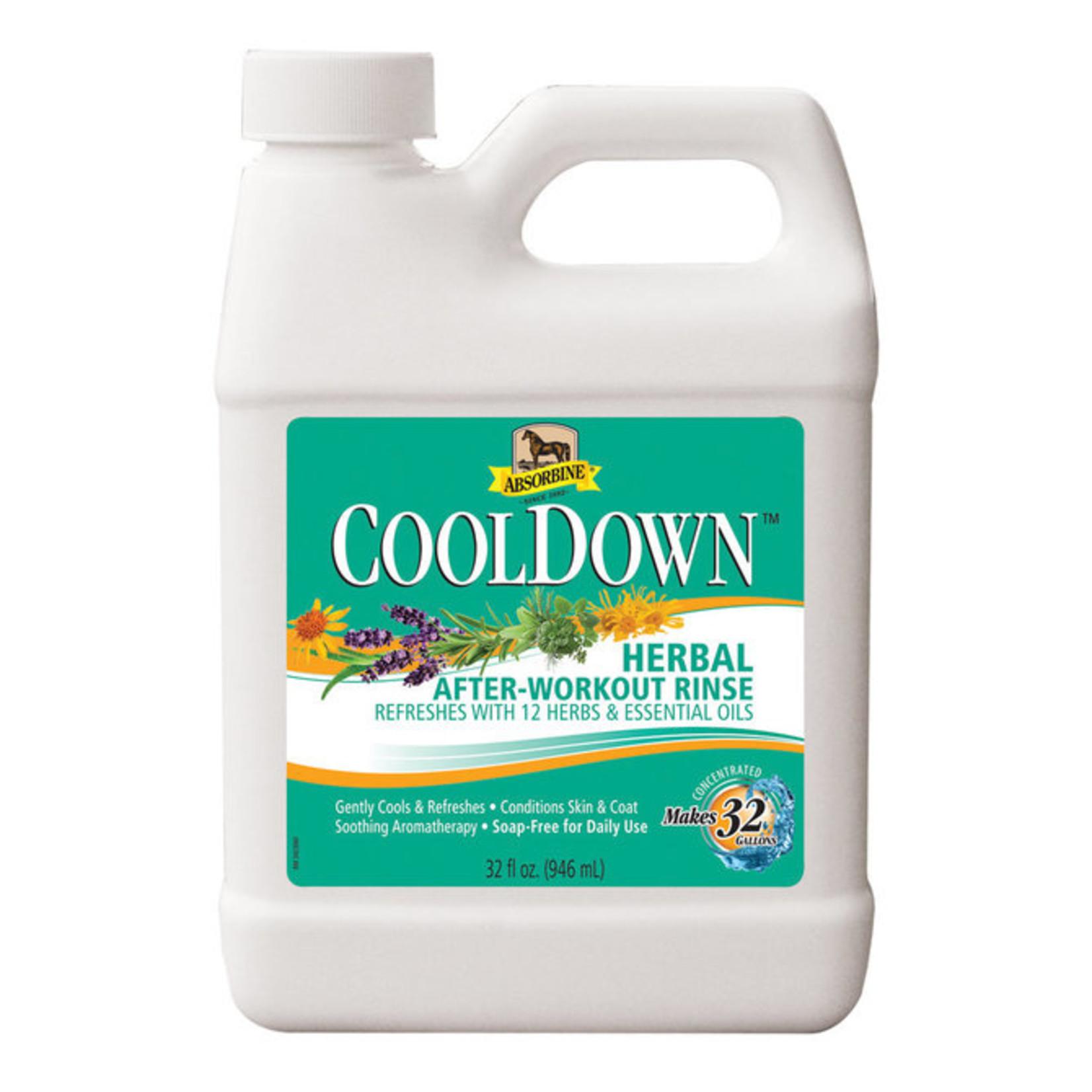 Cooldown Herbal Rinse 32 oz