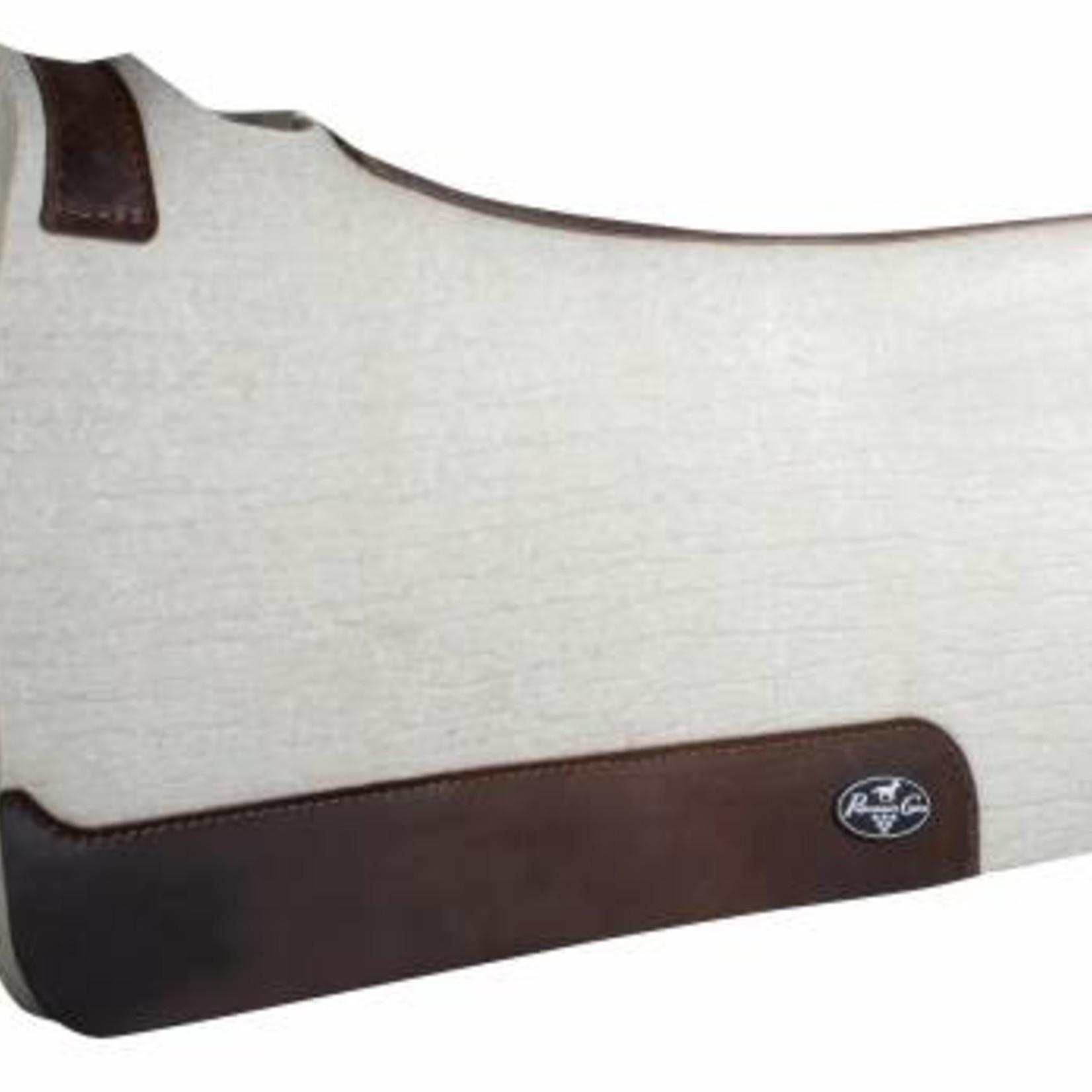 "Professional's Choice Comfortfit Pressed Wool Pad 3/4"""