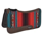 Circle Y Red Tacky Too Saddle Blanket
