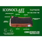 Iconoclast Saddle Pad Blk