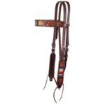 Circle Y Serape Browband