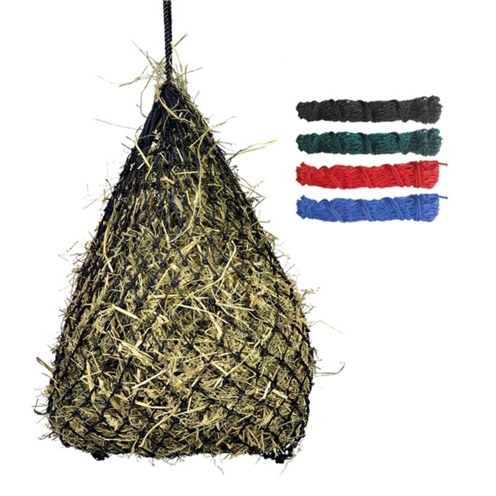 Slow Feed Hay Net - Black