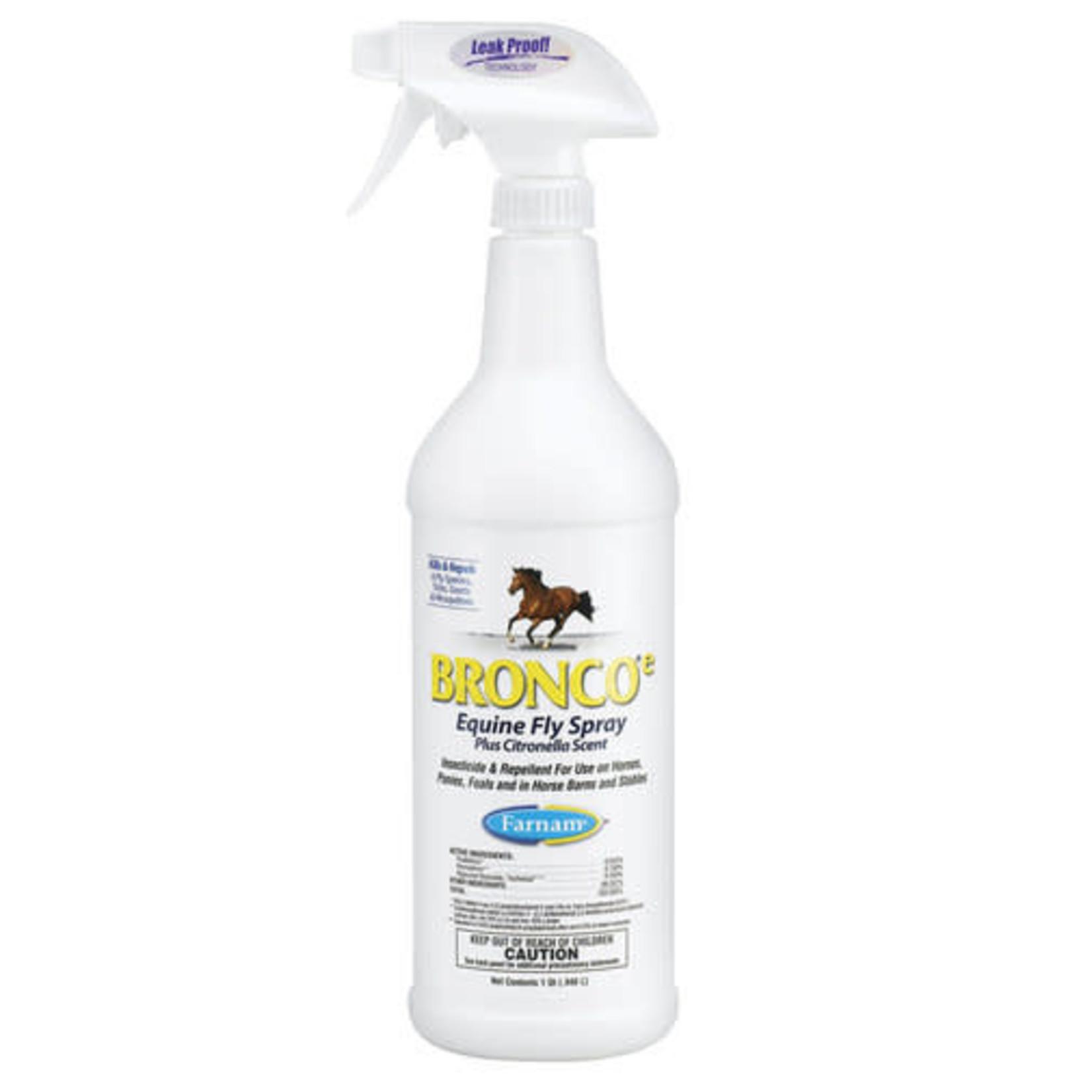 Bronco-E+ Equine Fly Spray