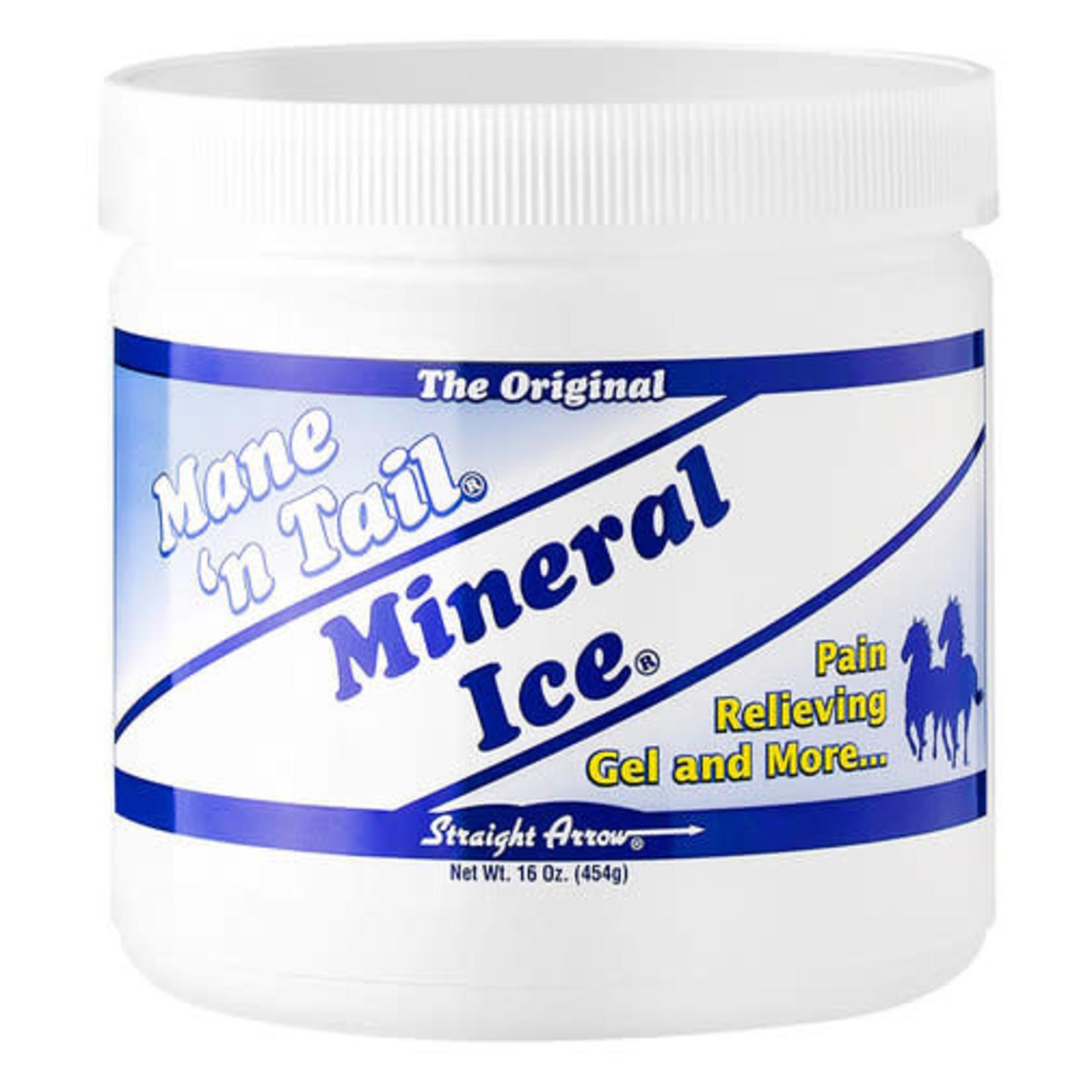 Mane-N-Tail Mineral Ice Gel 16oz