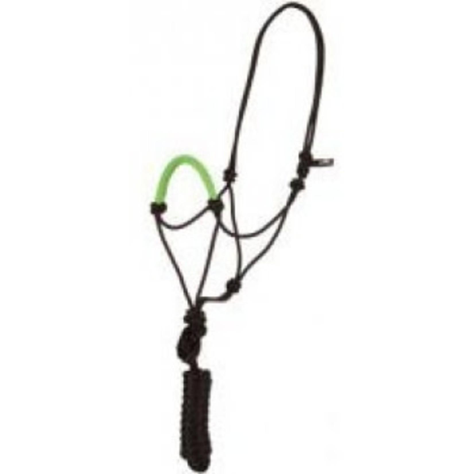 TQ Braided Nose Rope Halter