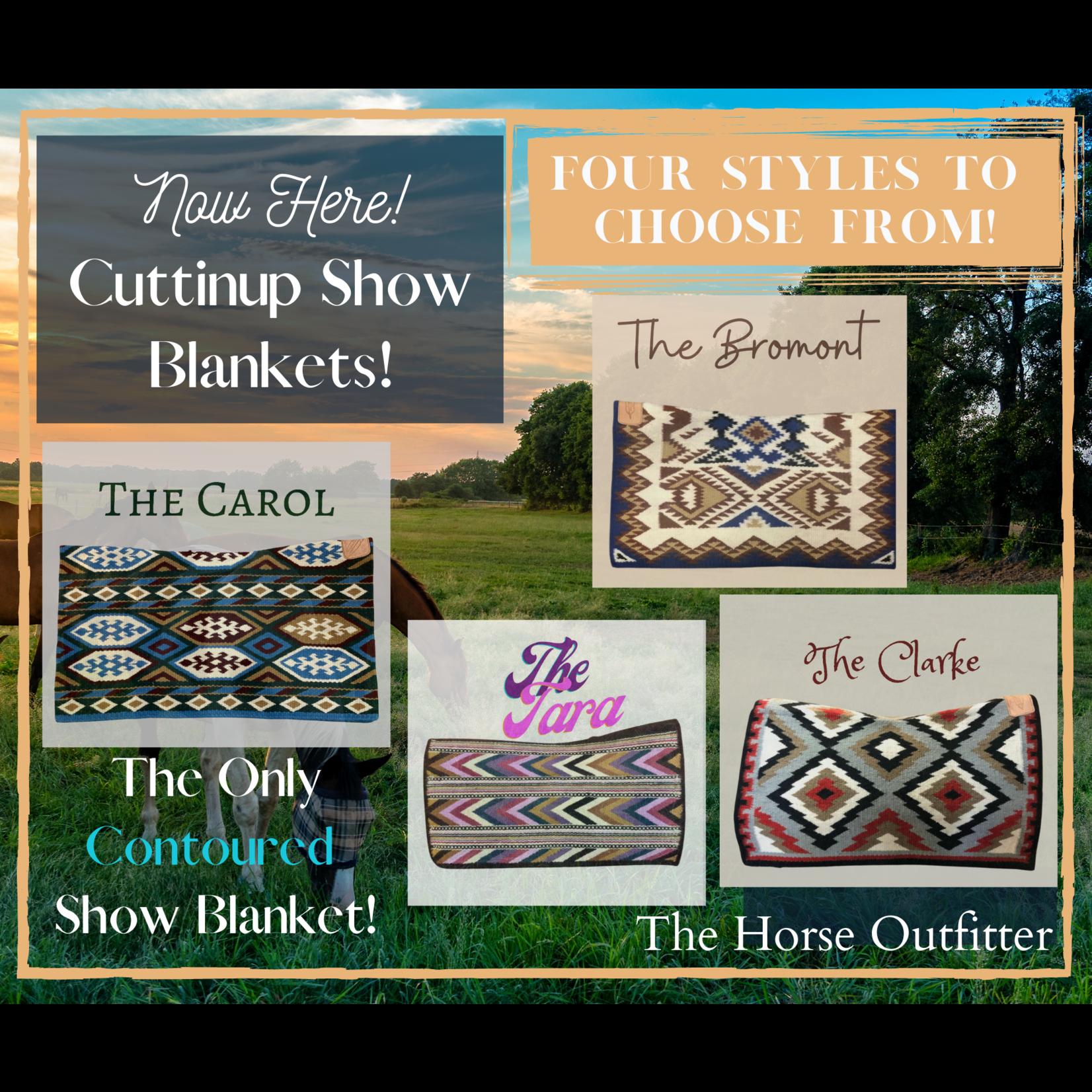 Cuttin Up Show Blankets
