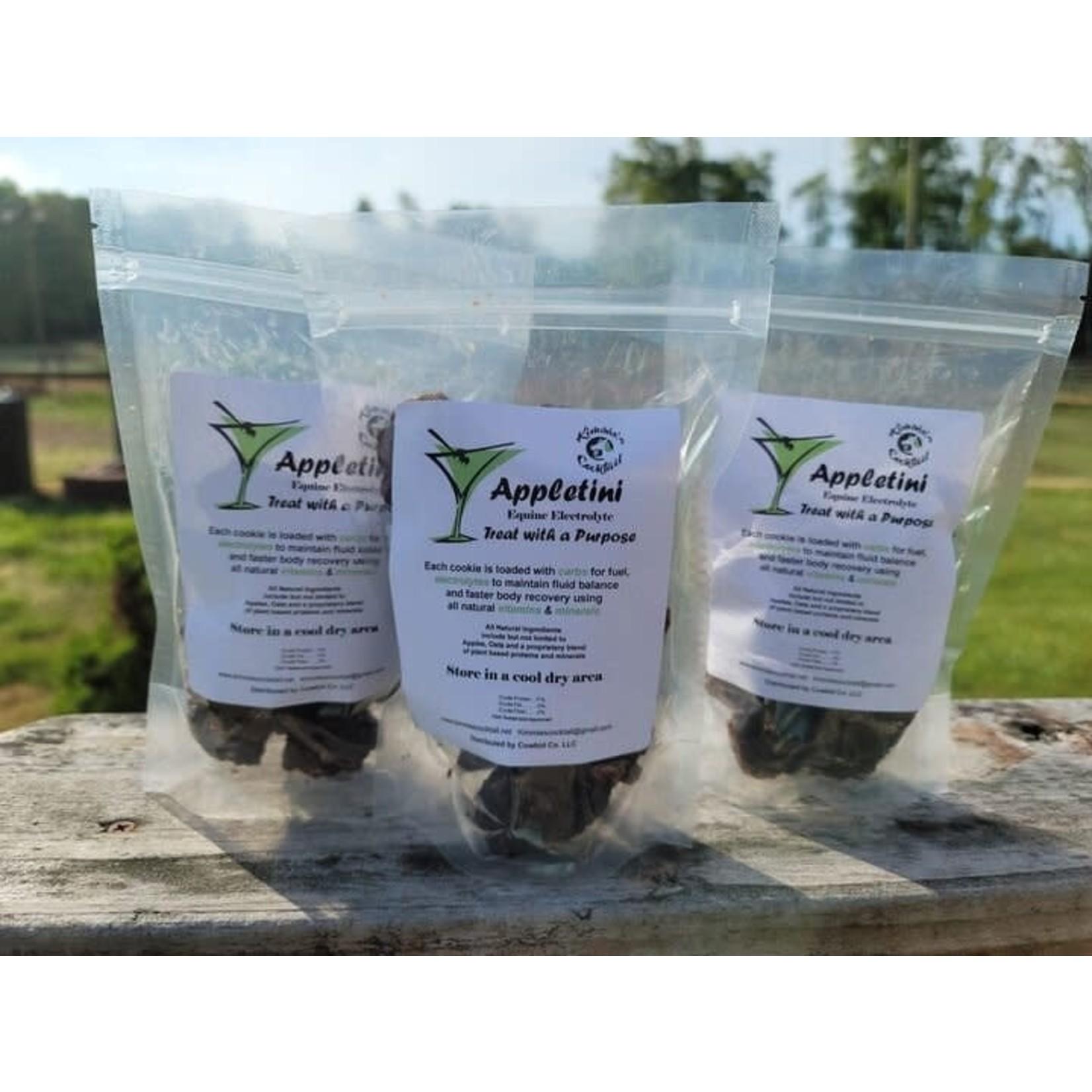 Appletini Electrolyte Treat