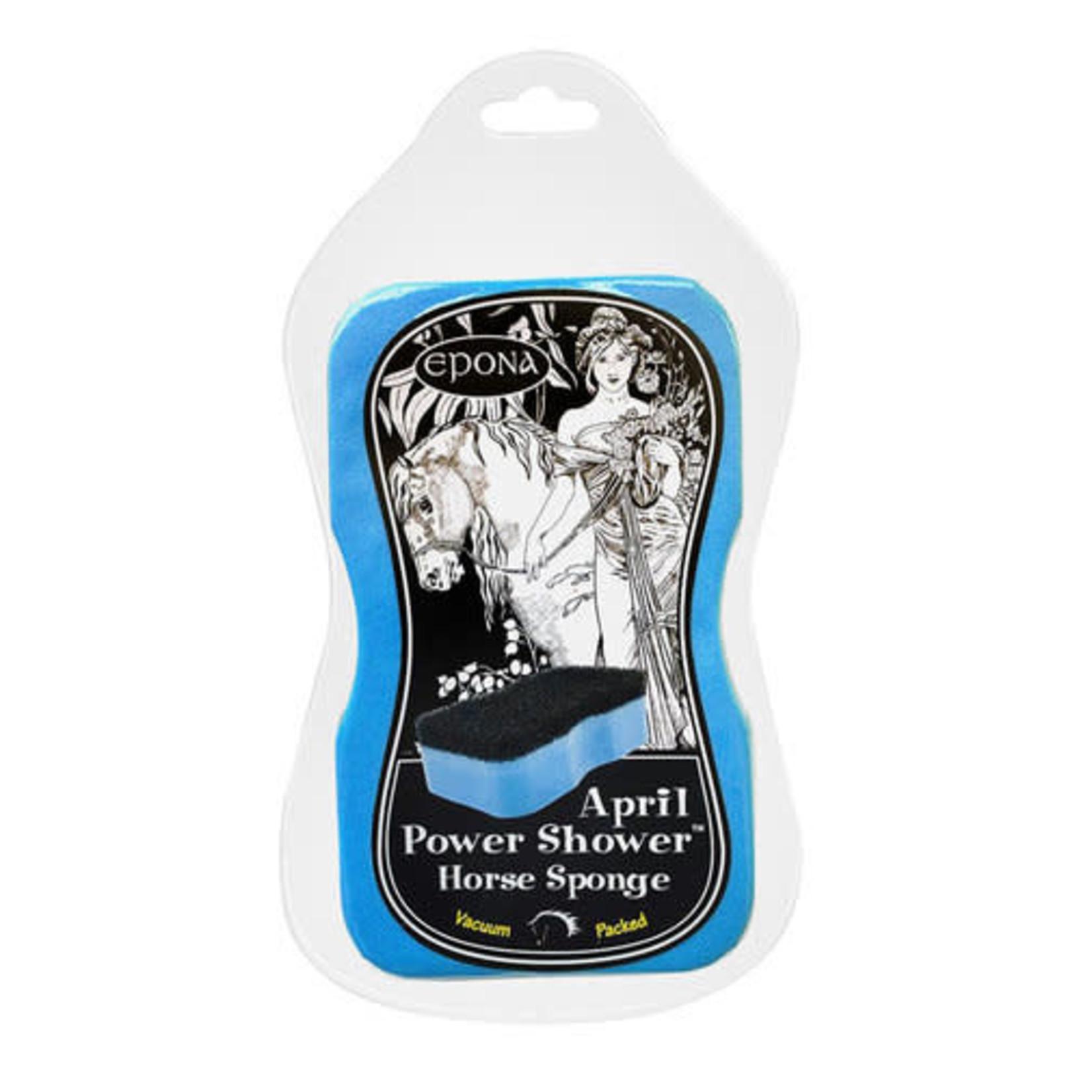 April Power Shower Sponge