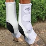 Slide-Tech Skid Boots - Wht