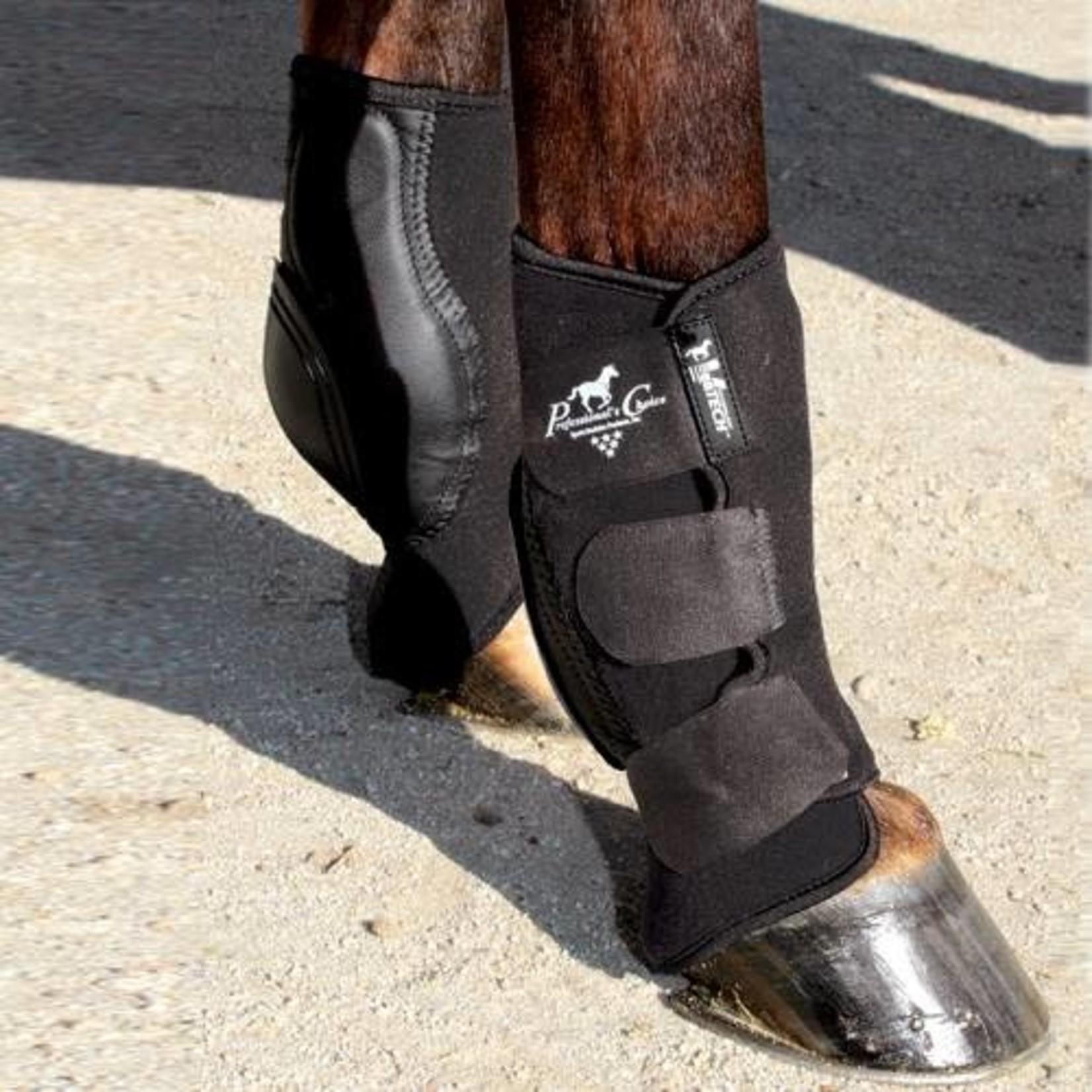 Slide-Tech Skid Boots - Blk