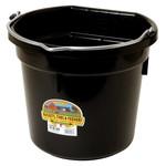 20 QT Bucket Black