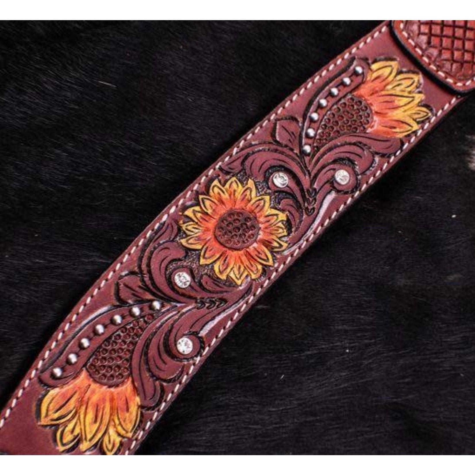 Hand Painted Sunflower Set